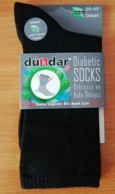 Антибактериални чорапи за диабетно стъпало