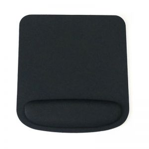 Mouse pad wrist support