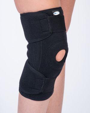 Ортеза за коляно регулируема, стабилизираща наколенка с 2 пластични шини